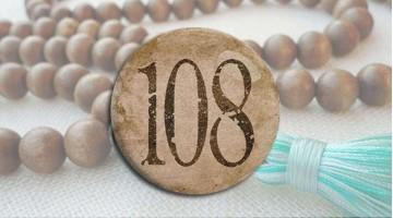 Japamalas - Porquê 108 contas?