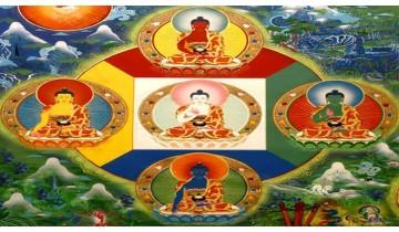 Os Cinco Dhyani Budas