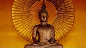 Construir um altar budista