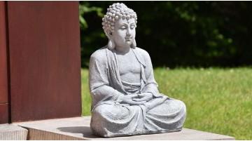 Onde colocar uma estátua do Buda