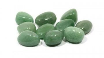 Aventurina Verde, a Pedra da 'Boa Sorte'
