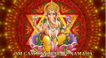 Mantra de Ganesha - Om Gam Ganapataye Namaha {AUDIO}