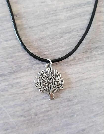 Colar com Árvore da Vida