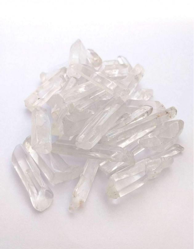 Quartzo Cristal - Pontas Polidas