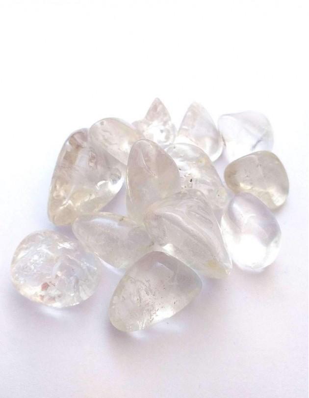 Quartzo Cristal - Rolado