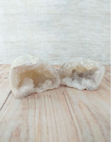 Quartzo Cristal (Geodo) - 6cm