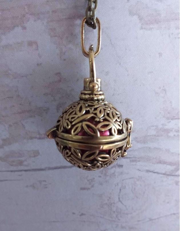 Chamador de Anjos (esfera vermelha)