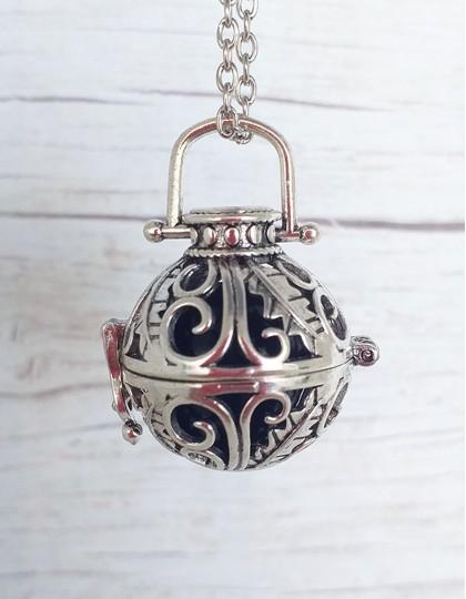 Chamador de Anjos (esfera preto)