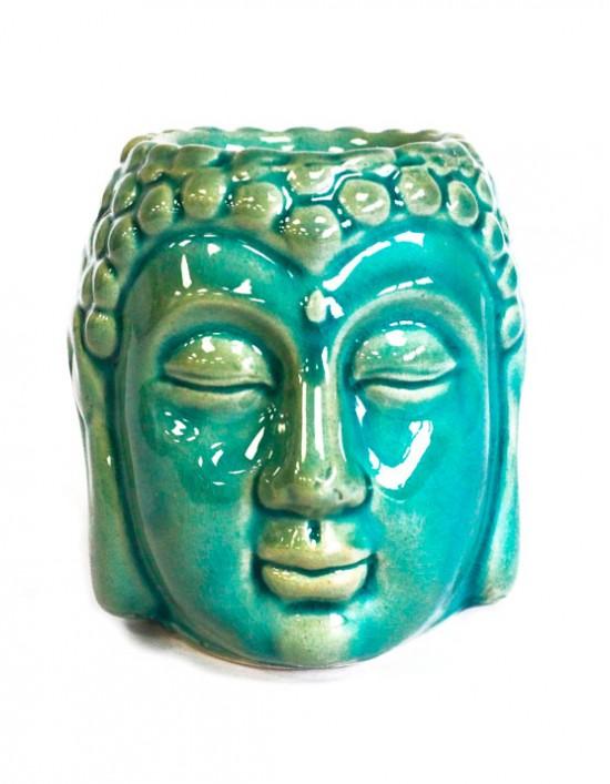Queimador de Óleo - Buda (azul)