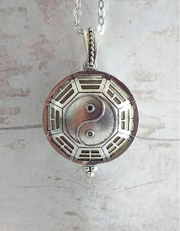 Difusor de Óleos Essenciais - Yin Yang
