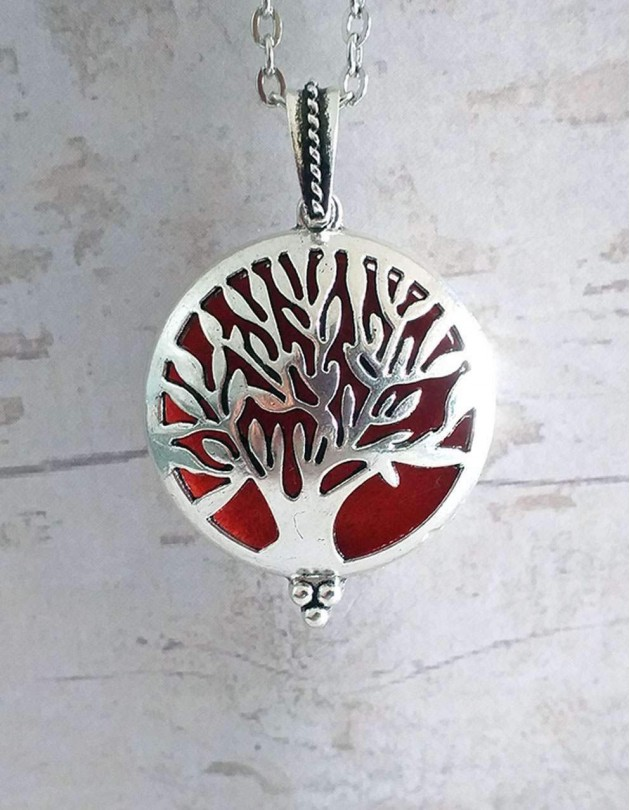 Difusor de Óleos Essenciais - Árvore da Vida