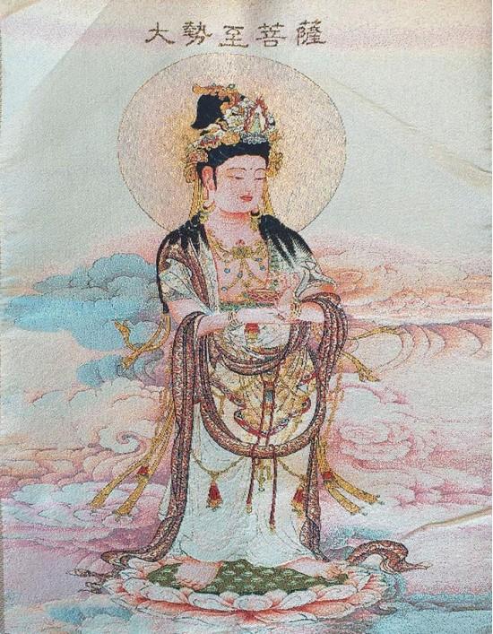 Thangka Kuan Yin
